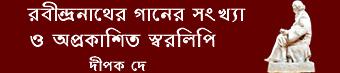 Tagore's Unpublished Notations Dipak De